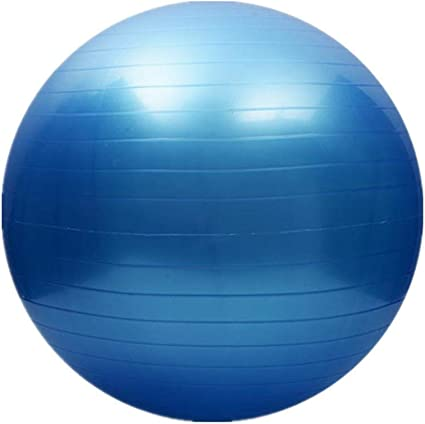 fourseasons Pelota de yoga y pilates (45-75 cm), estabilidad de ...