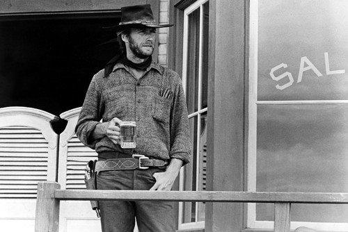 Clint Eastwood Poster High Plains Drifter