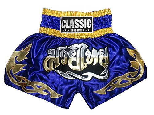 Classic Muay Thai Box Hose, Thaishort Thaiboxhosen : CLS-004