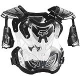 Fox Racing R3 Roost Deflector - Small/Black