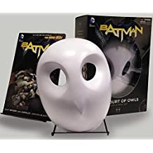 Batman: The Court of Owls Mask and Book Set (the New 52)