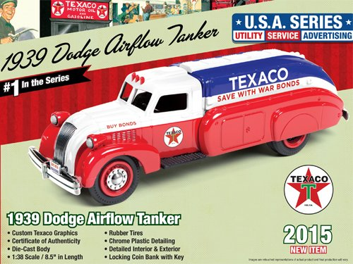 1939 Dodge Airflow Tanker