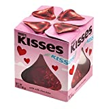 Hershey's Valentine's Milk Chocolate Giant Kiss (7-Ounce Package) Valentine Gifts For Her