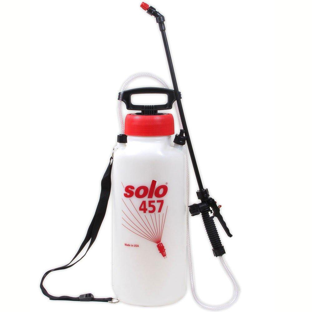Amazon.com : Solo 457 3-Gallon Professional Handheld Sprayer with Carrying Strap : Lawn And Garden Sprayers : Garden & Outdoor