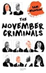 The November criminals par Munson