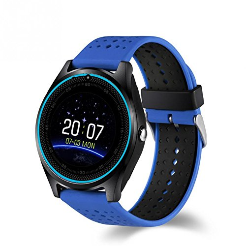 Amazon.com: BOND Bluetooth Smart Phone Watch Support Sim TF ...