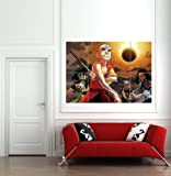 AVATAR THE LAST AIRBENDER GIANT WALL ART PRINT POSTER B711