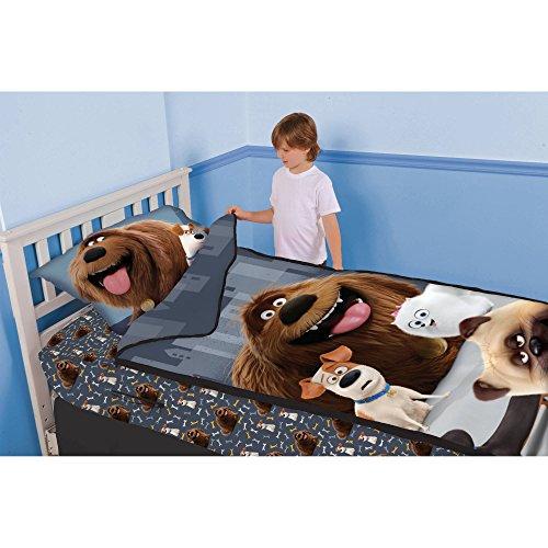 Secret Life Pets Barking Pillowcase product image