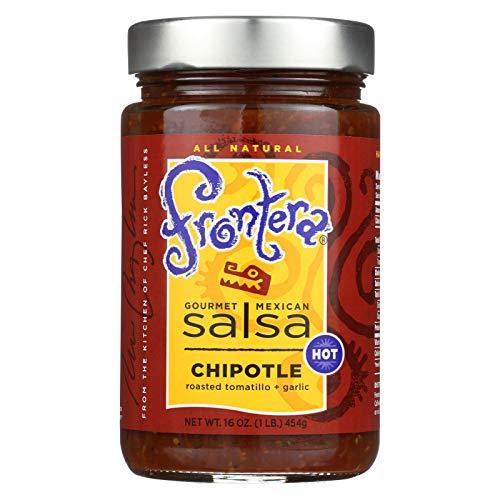 Frontera Foods Chipotle Salsa - Chipotle - Case of 6 - 16 oz. ()