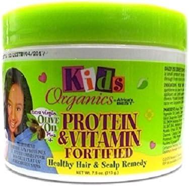 Africas Best Proteína y vitamina fortificada para niños, 213 ...