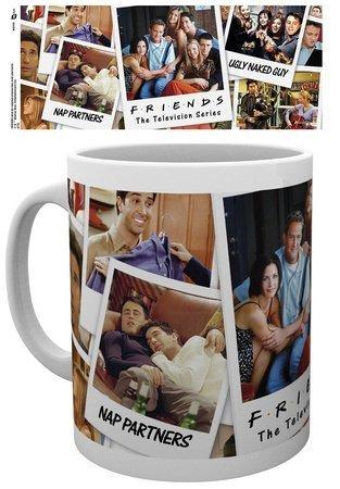 GB eye Friends, Polaroids Mug by
