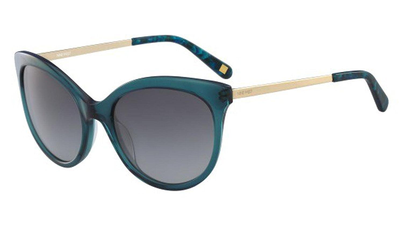 Gafas de sol NINE WEST NW 901 S 320 CRYSTAL TEAL: Amazon.es ...