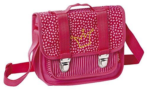 sigikid, Mädchen, Kindergartentasche mit buntem Druck, Pinky Queeny, Pink, 23997