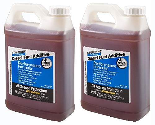 Stanadyne Performance Formula Diesel Fuel Additive 2 Pack of 1/2 Gallon Jugs - Part # 38566 -