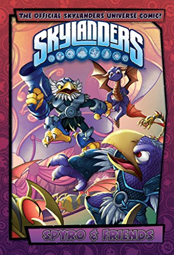 - Skylanders: Spyro & Friends: Biting Back
