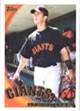 SUPER HOT !!!!! 2010 Topps Baseball Card #2 Buster Posey San Francisco Giants Rookie Card (RC) - Mint Condition - Shipped In Protective ScrewDown Display Case!