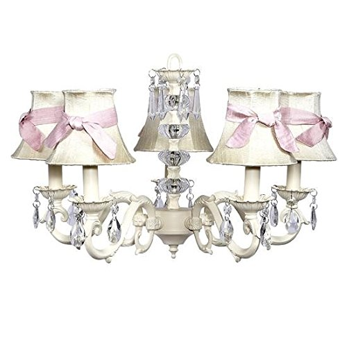 Jubilee The Charlotte Chandelier Jubilee Lighting 5 Arm