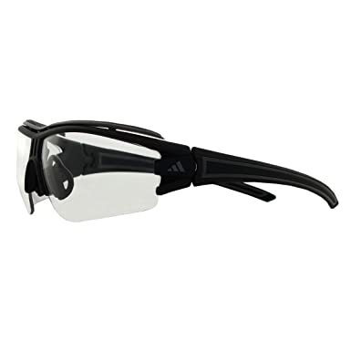 adidas Eyewear Evil Eye Halfrim Pro XS Photochromatic, Farbe: Black Matt