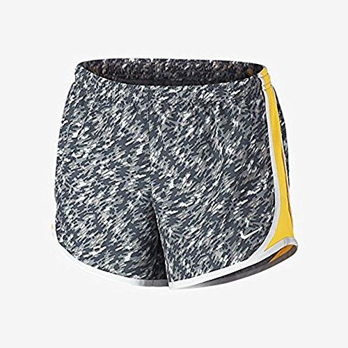 Nike Girls Tempo Printed Shorts (SM (7-8 Big Kids) x One Size)