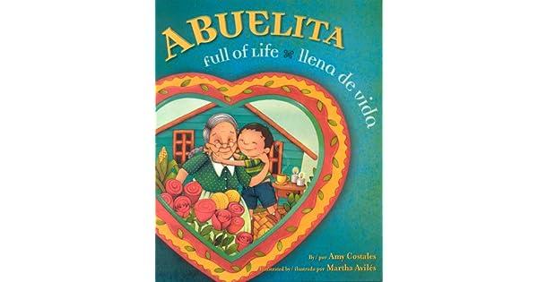 Amazon.com: Abuelita Full of Life: Abuelita Ilena de vida ...