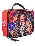WWE Lunch Box Soft Kit Insulated Cooler Bag John Cena Roman Reigns Finn Balor