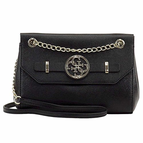 Black Katlin Crossbody Convertible Guess Handbag Women's HaTq6qw1