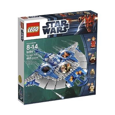 LEGO Star Wars 9499 Gungan Sub: Toys & Games