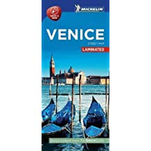 Michelin Venice City Map - Laminated