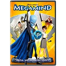 Megamind (Single-Disc Edition) by Paramount Pictures by Tom McGrath