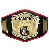 Title Boxing Universe Champion Title Belt, Black