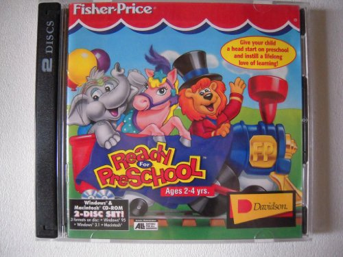 Fisher Price Ready PreSchool Ages years product image