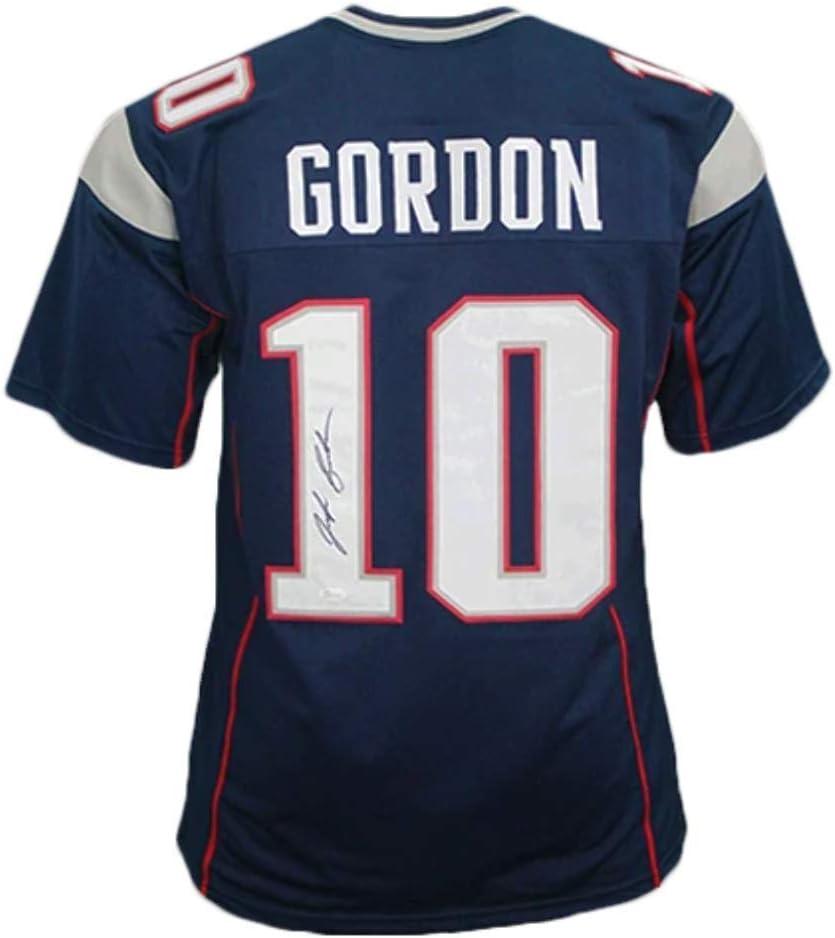 josh gordon game worn jersey