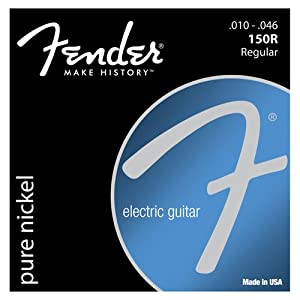 Fender HN084165 Strings for Guitar