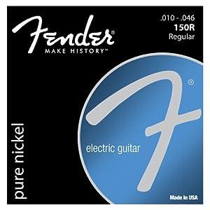 Fender HN084165 Strings for Guitar