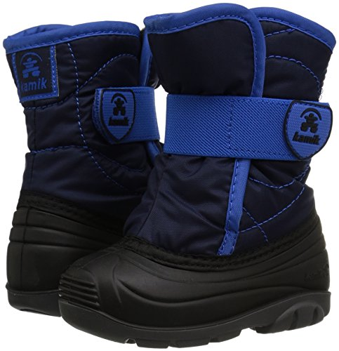 Pictures of Kamik Unisex Baby SNOWBUG3 Snow Boot Navy NK9082 NA2 4