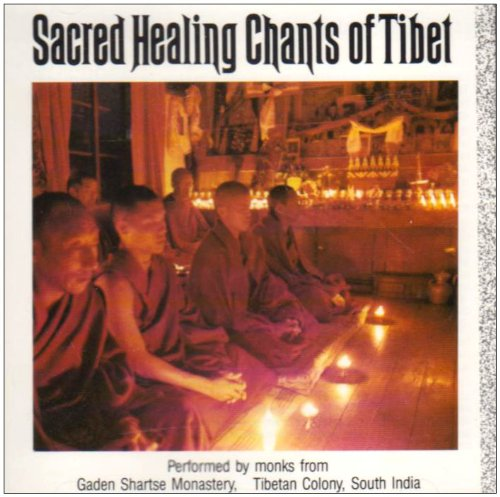 Sacred Healing Chants of Tibet by Eastwest Records