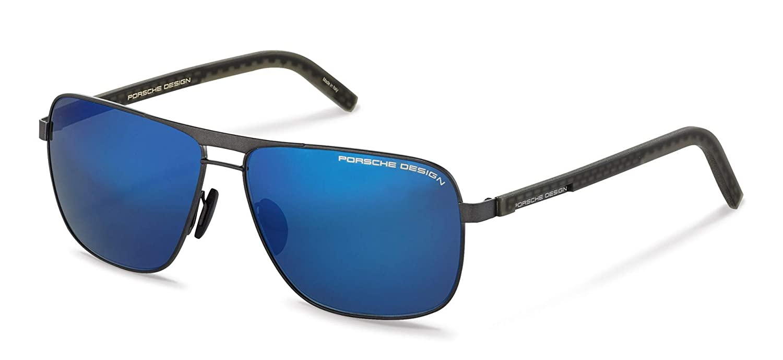 Porsche P8639 C 60mm Sunglasses