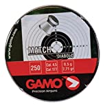 Gamo 632002454 Precision Match Pellets .177 Caliber Tin of 250