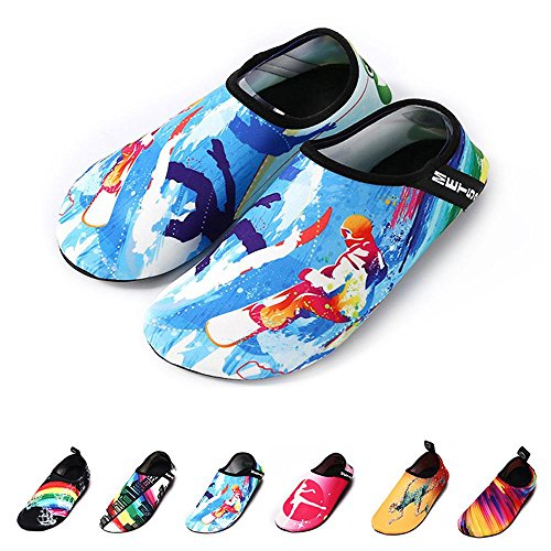 Aolvo Zapatillas de vela para mujer Running Man Xl Water-skiing Man Xl