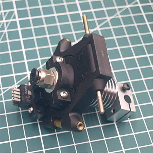 KIMME 1pcs Delta Kossel Mini V6 hotend auto Leveling Effector Heated Bed  Auto Level Buffalo Effector f00a0b8efdad
