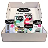 ChapStick Fan Favorites Variety Pack, 8-Count, Includes ChapStick Total Hydration, ChapStick Original, ChapStick DUO, ChapStick Conditioning Lip Scrub, & More