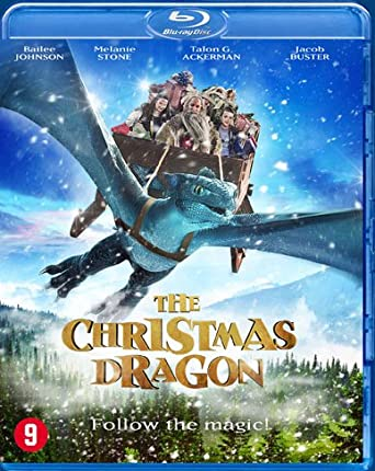 The Christmas Dragon.The Christmas Dragon Blu Ray Amazon Co Uk Bailee