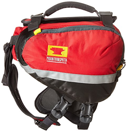 Mountainsmith K-9 Pack, Heritage Red, Small