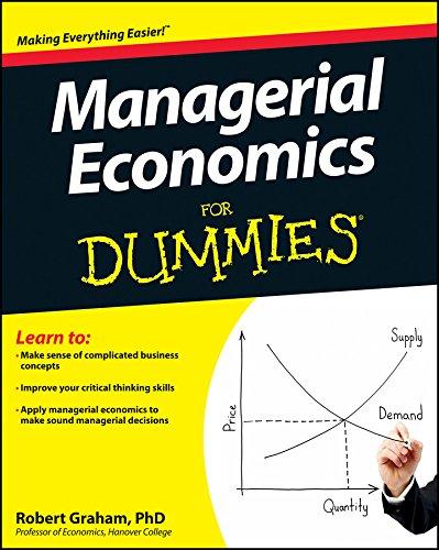Read Online Managerial Economics For Dummies pdf