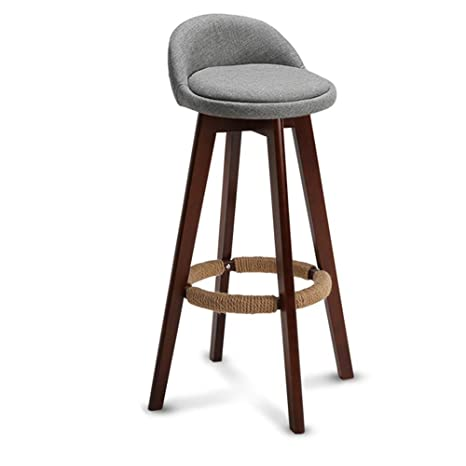 Strange Amazon Com Chairs Meiduo Bar Stools Wood Bar Stools Swivel Ocoug Best Dining Table And Chair Ideas Images Ocougorg