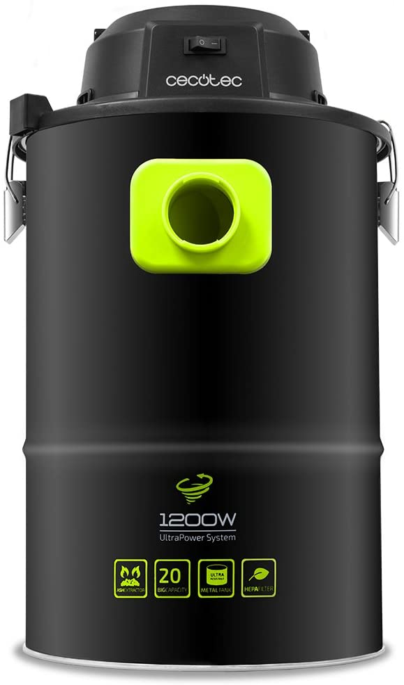 Cecotec Conga PowerAsh 1200