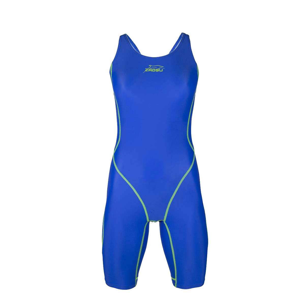 dbd3d86d92f1fc ZAOSU Wettkampf-Schwimmanzug Z-Blue für Mädchen und Damen in blau:  Amazon.de: Sport & Freizeit
