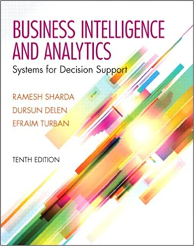 Efraim Turban Decision Support And Business Intelligence Systems Pdf