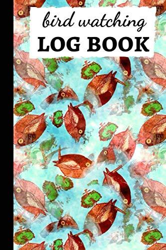 Bird Watching Log Book: Checklist Book / Notebook / Diary