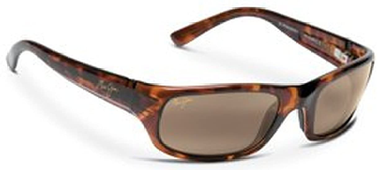 d42af449be MAUI JIM STINGRAY 103 H103-10 TORTOISE PLASTIC HCL BRONZE POLARIZED  SUNGLASSES SHADES  Amazon.in  Clothing   Accessories